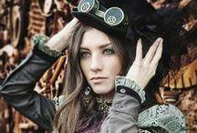 Steampunk  & Goth ♥ ♥ ♥