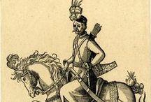 Siedmiogród XVI/XVII / Wojskowość, portrety, szkice
