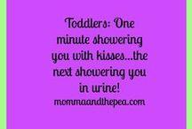 Parental Humor / Raising kiddos is funny! Parental humor, parent humor, toddlers