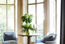big window & room