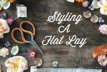 Flat lays IG / How-to 90° & some inspiration