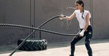 Yoga, Hooping, Fitness