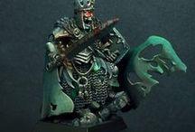 Warhammer inspirations