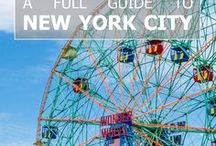 New York City / Travel and food related posts covering The Big Apple