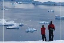 Antarctica Travel / Travel inspiring pins about Antarctica