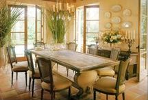 INTERIOR....DINING ROOMS