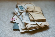 snail mail ♥ / lovely packages, envelopes and cards