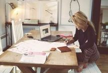 Home // Work spaces