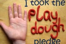 Activities - Playdough, etc / by Tina Miller