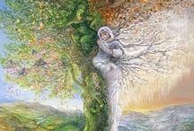 Mystical Art / mystical, visionary & surreal art