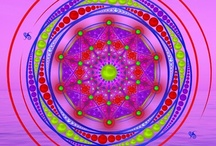 Sacred Geometry / Sacred geometry involves sacred universal patterns used in the design of everything in our reality, most often seen in sacred architecture and sacred art.