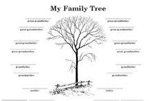 Family History- genealogy / by Tari Davis