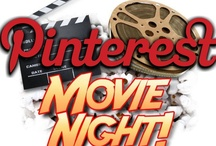 Pinterest Party Movie Night Fun  / Food thoughts for our movie/pinterest nights