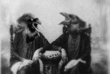 rêveur / / creepy victorian /