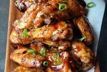 Cookin Chicken Bawk Bawk / by Tina Miller