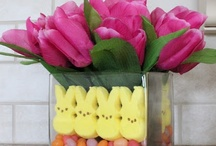 Spring Inspiration / Ideas for spring and Easter decorating
