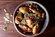 {eat}: chicken / by Nicole Bašić
