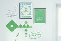 Home // Graphic design
