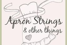 Apron Strings & other things / Raising a Family, Keeping a Home, Homeschooling our Children