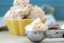 ice cream & frozen treats