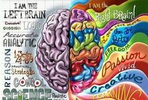The Left Brain / by Carrie Gold
