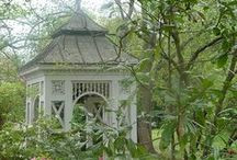 GARDEN...FOLIES AND STRUCTURES / PLEASE BE COURTEOUS AND PIN ONLY 5 PINS PER VISIT....THANKS