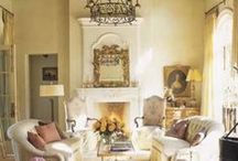THE SOFTER SIDE OF DESIGN / French...Gustavian....Shabby Chic
