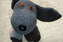 D.I.Y Sock Animals / by Anne Maskell