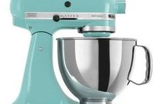 KitchenAid Recipe Love <3 / Recipes for the KA Standmixer / by Amy Tipton