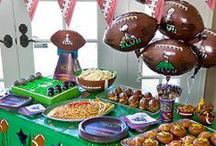 Seasonal - Tailgating & Super Bowl