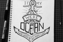 Jeter l'ancre / ancre, style marin, marinières, petits bateaux, matelot, rayures, vaguelettes, mode, tendance, tatoo,