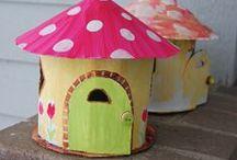 Activities - Crafty Paper / by Tina Miller