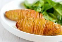 Passion pomme de terre / Des recettes de pommes de terre