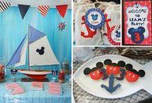nautical mickey party / by Debra Murphy-Haverty