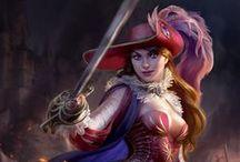 Cryptids !! / Mondes de la fantasy