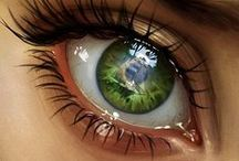 Femme-Regard / Quoi de plus beau que le regard d'une femme