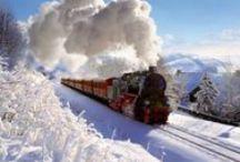 Voyage-Transiberien / Ce fabuleux moyen de transport qu'est le transiberien