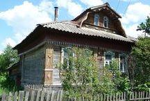 Voyage-Datcha Russe / Maison de campagne Russe