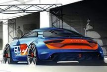 Alpine / Marque sportive du groupe Renault