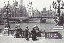 Paris 1900 / Paris aprés Hausman  Paris au 20eme siecle