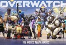 Game-Overwatch / dernier jeu Blizzard overwatch