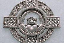 Celtic jewellery/decor