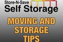 Moving & Storage Tips / Moving and storage tips to make your move a little more bearable.