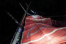 Volvo Ocean Race / La Volvo Ocean Race 2014 - 2015 mais aussi la Volvo Ocean Race 2011-2012.