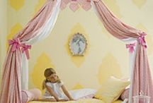Girl's Bedroom 1 / Girl's Bedroom / by Interior Obsession
