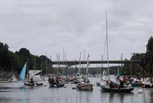 La Semaine du Golfe  / Vannes, Locmariaquer, Crac'h ou encore Auray, le Golfe du Morbihan accueille pour la 7ème édition les voiles de tradition !