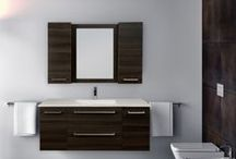 Cutler Bath / YOUR BATHROOM SHOULD BE A SERENE RETREAT. A place to escape the stress of everyday life. A calming, quiet, stylized space. Reinvent your bathroom using Cutler Kitchen and Bath's extensive line of versatile cabinetry.