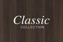 Classic Collection [KITCHEN] / The Classic Collection by Cutler Kitchen and Bath boasts a more transitional aesthetic, striking a fine yet perfect balance between timelessness and current trend. The cabinetry is modular in shape, blending modern innovation with classic design. Add some warmth you your kitchen, and explore your options today!