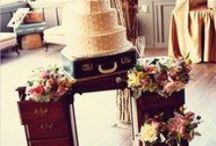 Ideas for Desserts/Cakes / Here are some ideas for your wedding cake or dessert table.