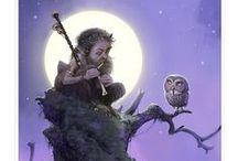 Owl, animal totem
